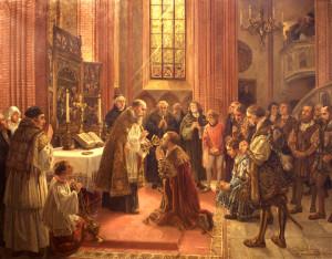 Spandauer Adelsmesse von Carl Röhling 1913