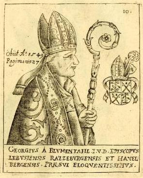 Das Schicksal der märkischen Bischöfe