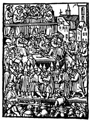 Die Wiederzulassung der Juden in Brandenburg (1539)