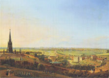 Die Flucht auf den Tempelhofer Berg (1525)