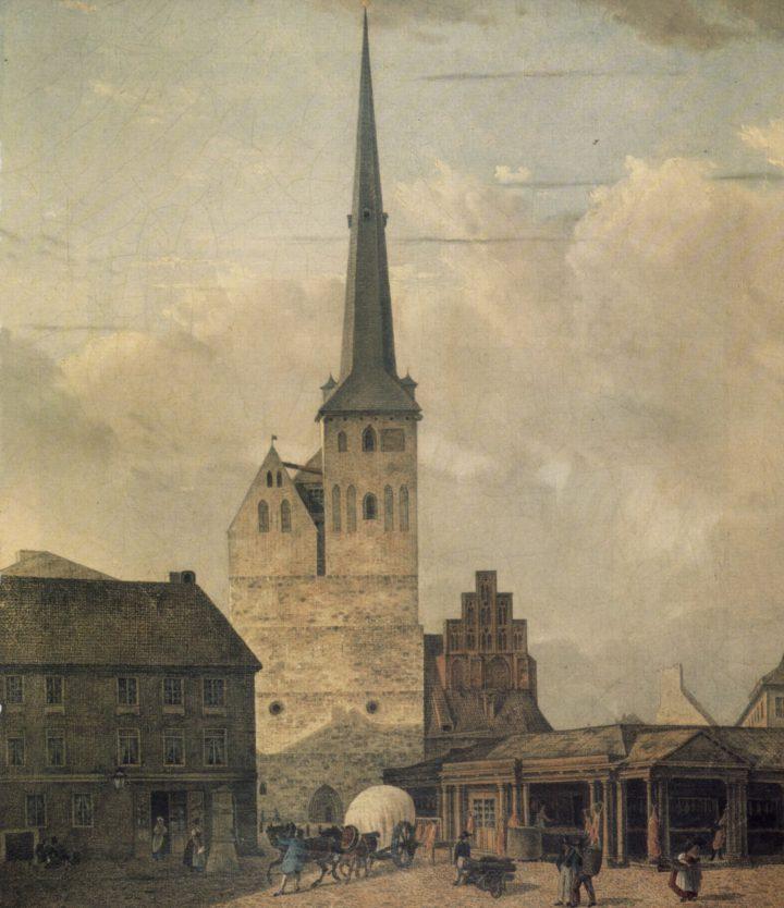 Die Visitatoren in der Stadt: Berlin-Cölln (Sommer 1540)