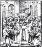 Die Berliner Bürger wollen das evangelische Abendmahl (Februar 1539)